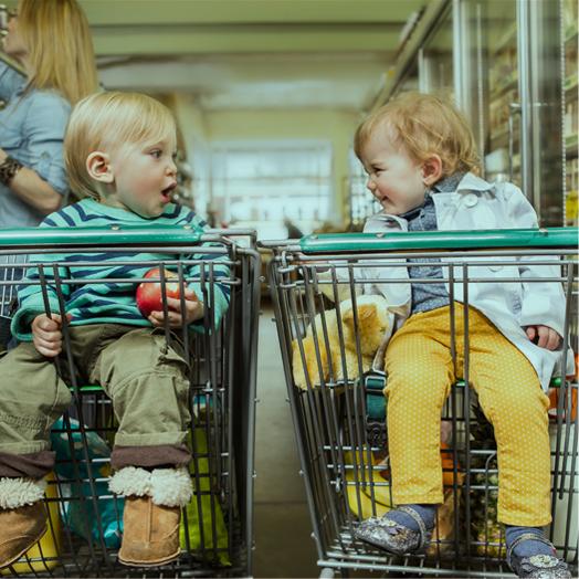 Babies Shopping