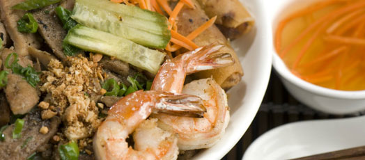 Try the authentic Vietnamese cuisine amongst other delicious items offered at Saigon Saigon in Arlington, VA
