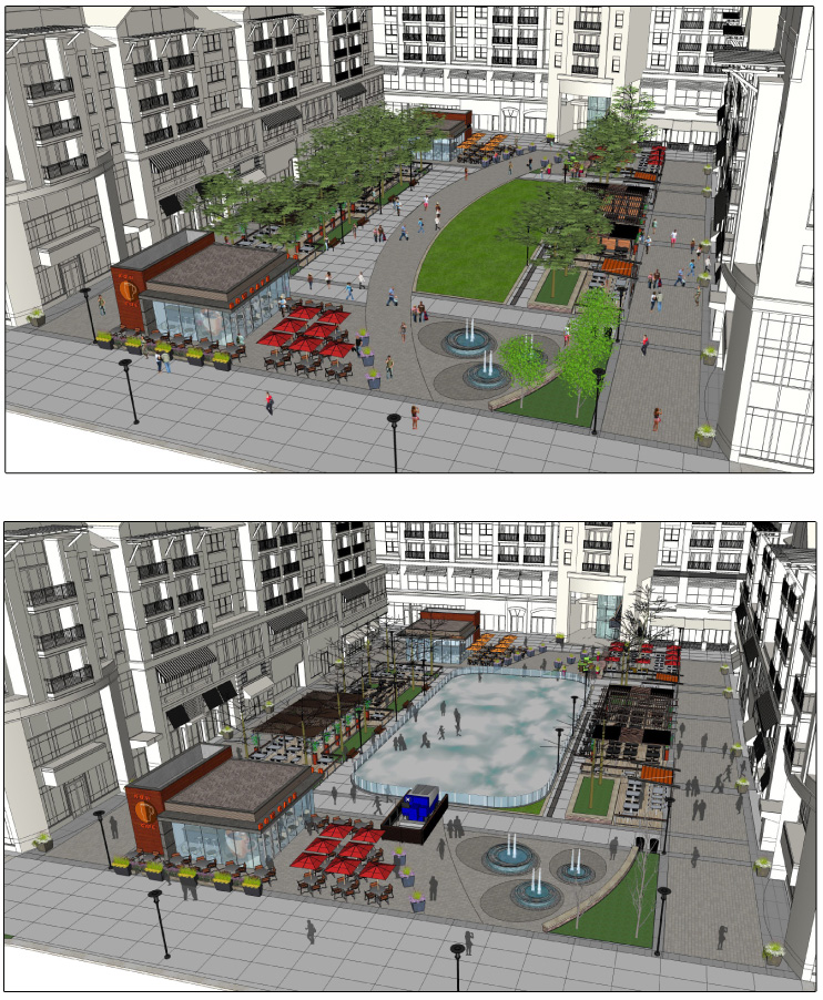 Plaza Renovation