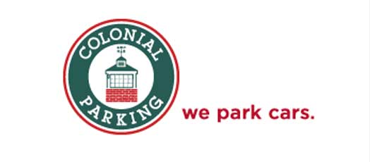 Monthly and daily parking is available at Pentagon Row through Colonial Parking