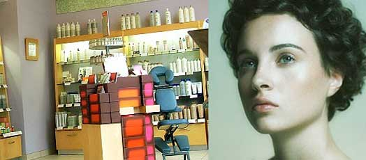 Indulge in a salon or spa experience at Jouvence AVEDA at Pentagon Row in Arlington, VA