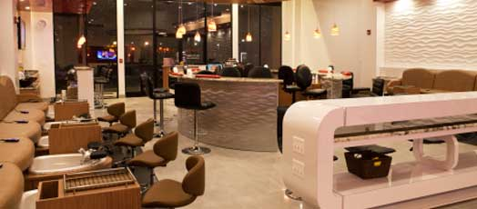 For the ultimate luxurious pampering personal experience visit Metropolitan Nail Bar at Pentagon Row