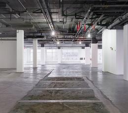 Pentagon Row Interior Vacant